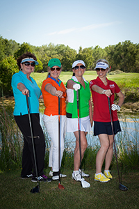 Lyon Golf 9