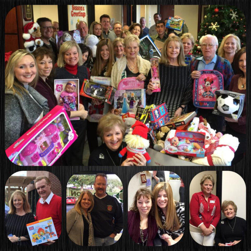 EDH Toys for Tots