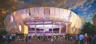 early arena rendering