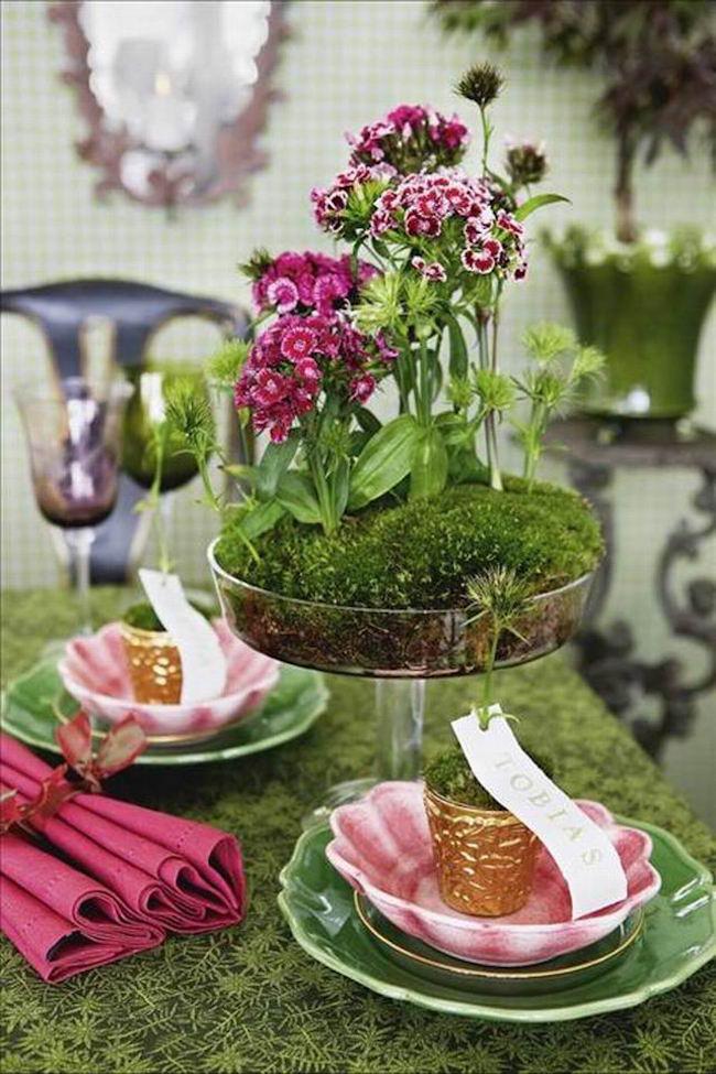 Spring Tabletop Looks