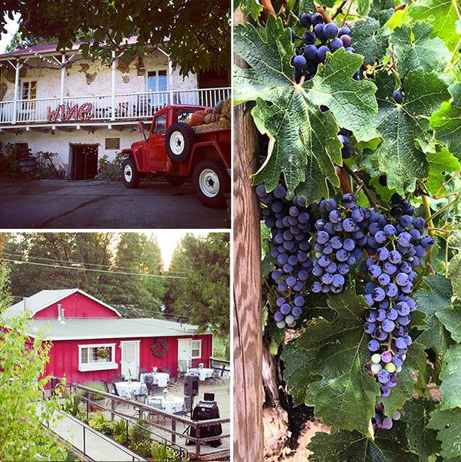 Apple Hill Wineries California