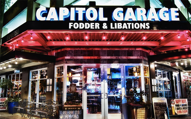 Capitol Garage Sacramento