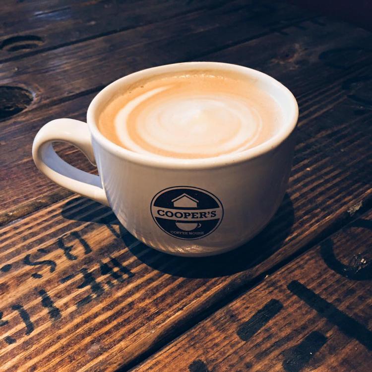 Cooper's Coffee House Folsom, CA