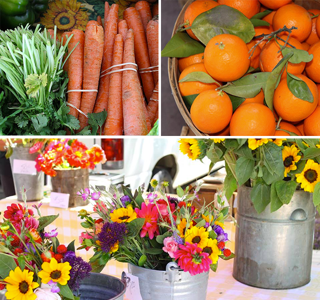Davis California Farmers' Market