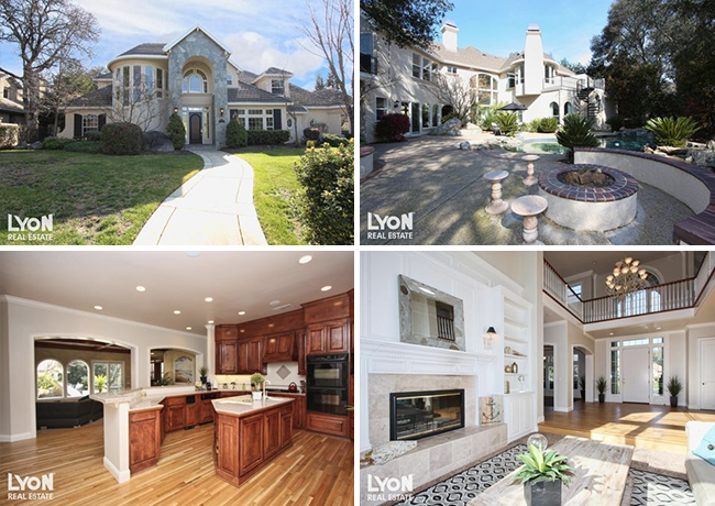 Granite Bay Hills Home for Sale