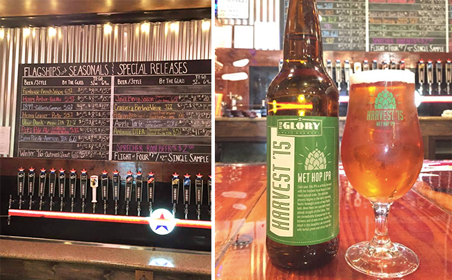 New Glory Craft Brewery Sacramento