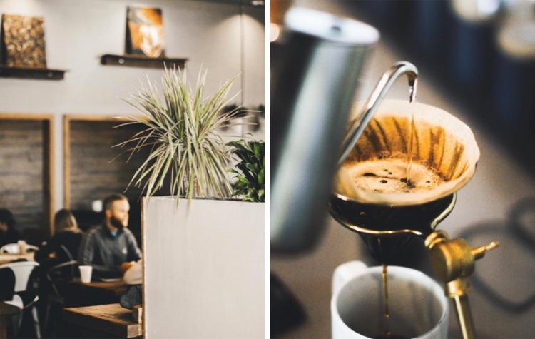 Origin Coffee & Tea Rocklin, CA