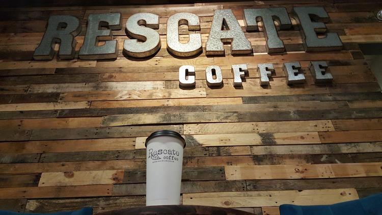 Rescate Coffee Elk Grove, CA