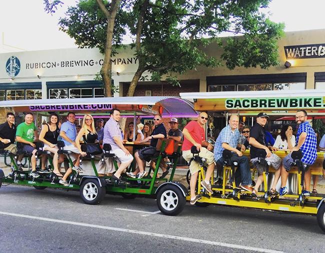 Sac Brew Bike Sacramento