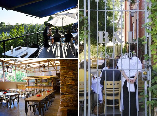 Sacramento Restaurants with Patios