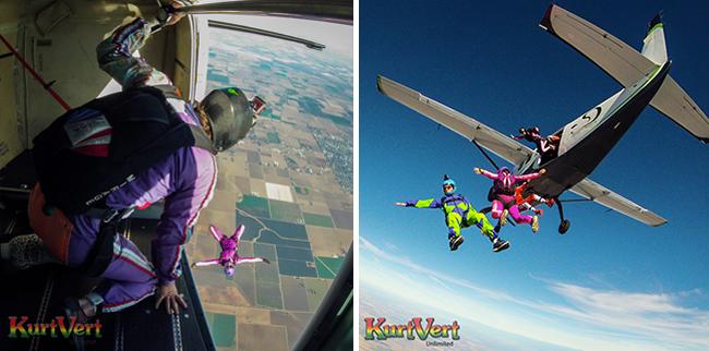 SkyDance Skydiving Davis, California