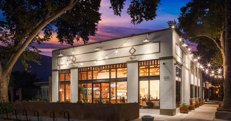 Temple Coffee Sacramento, CA