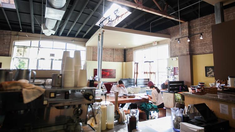 Tupelo Coffee Davis, CA