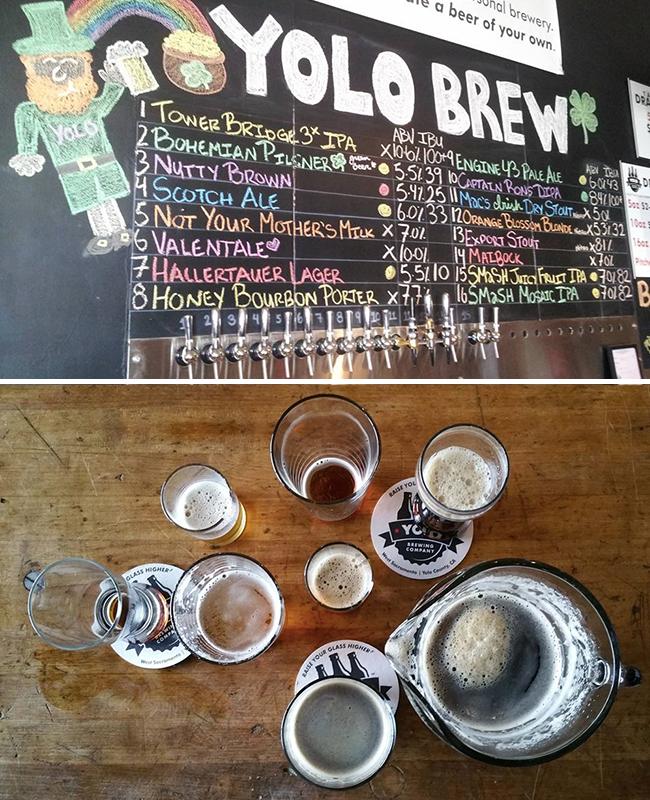 Yolo Brewing Company Sacramento