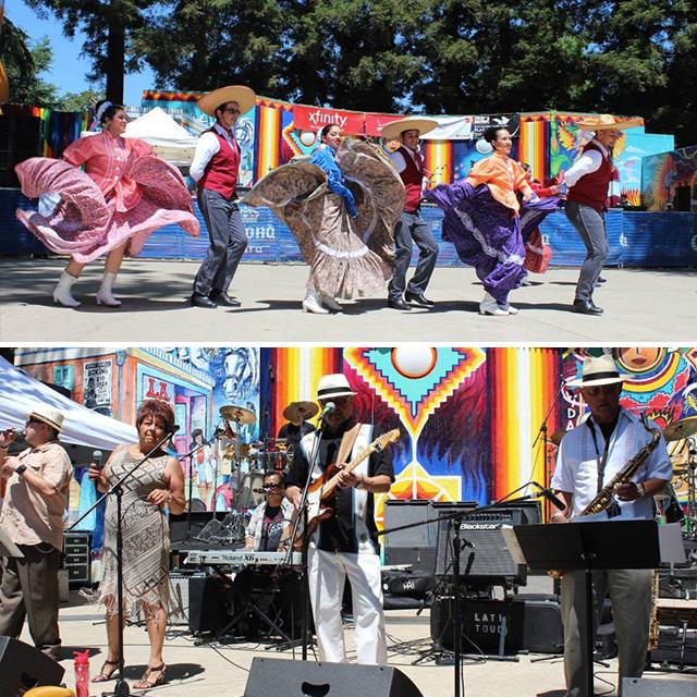 FIESTA EN LA CALLE'S CINCO DE MAYO FESTIVAL in Sacramento