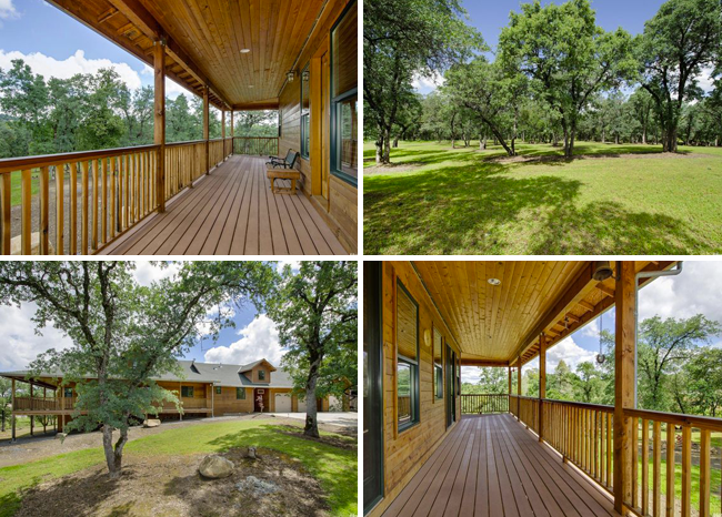 Sacramento Homes With Dreamy Decks