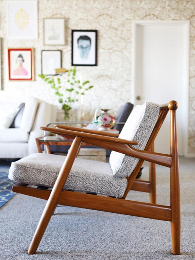 Mid-Century Style Chair