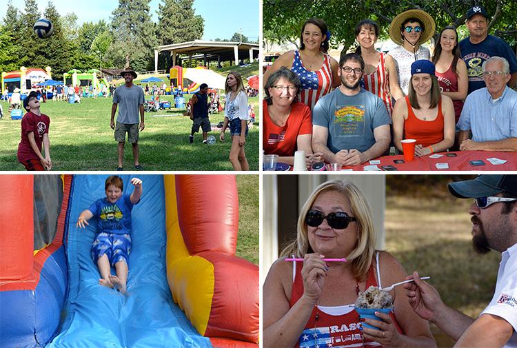 Fourth of July Family Blast Sacramento