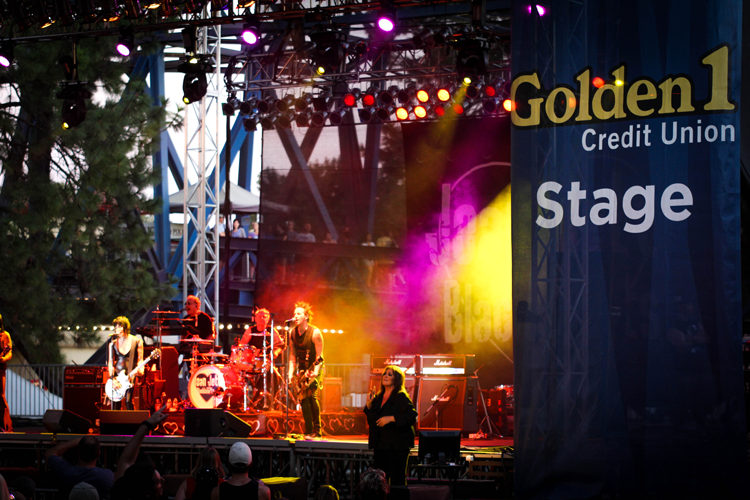 California State Fair Live Music