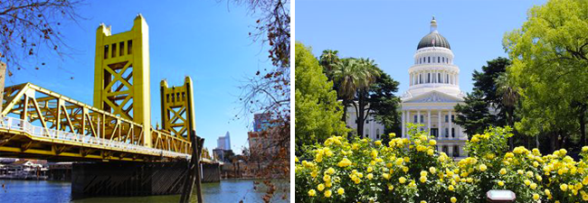 Sacramento in the Summer