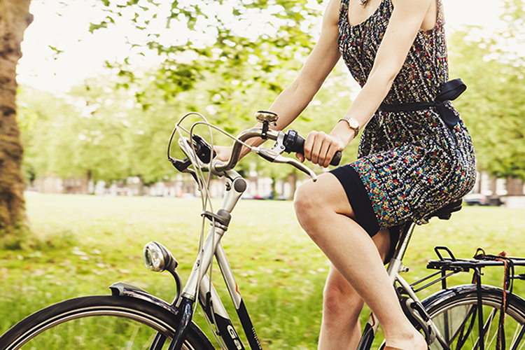 Bike Ride in Sacramento