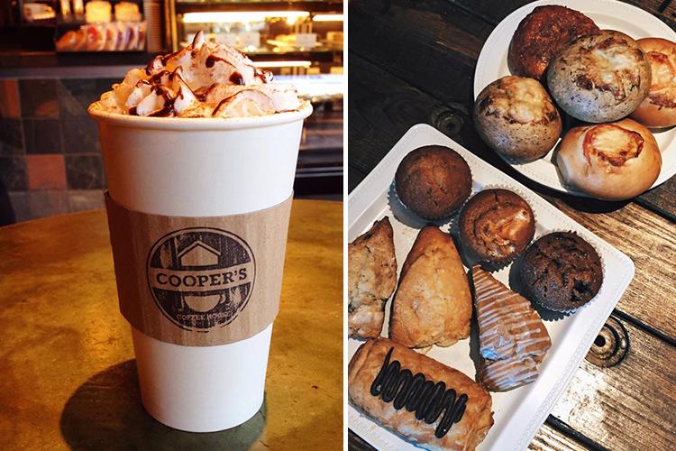Cooper's Coffee, Folsom, CA