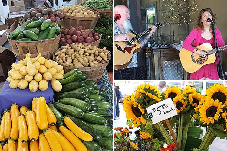 Davis Farmers' Market Davis, California