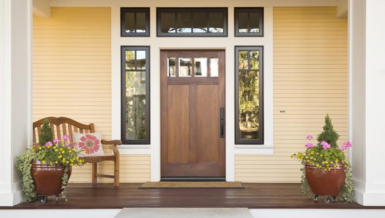 Updating your front door