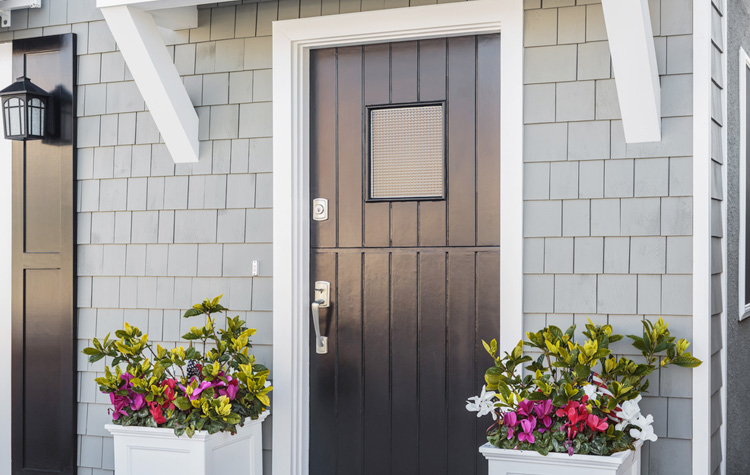 beautiful front door