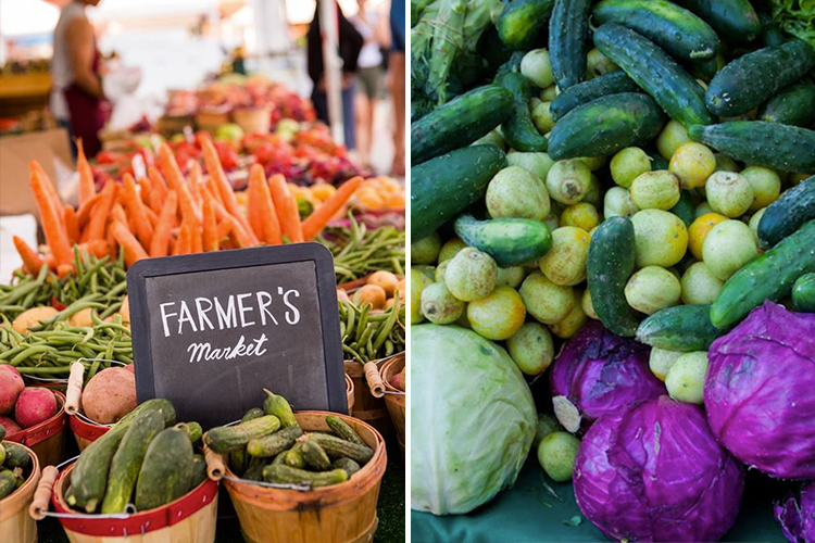 Historic Folsom Farmers' Market