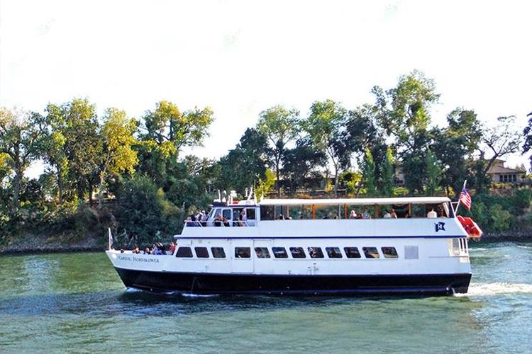 Hornblower Cruises Sacramento