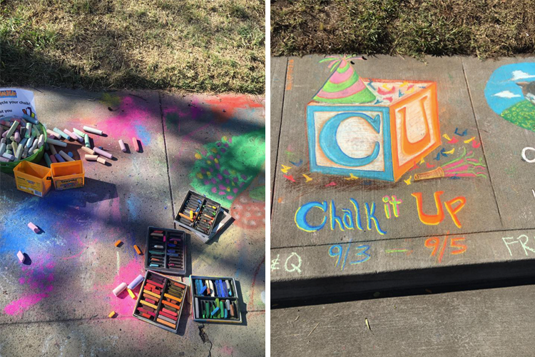 Chalk It Up Sacramento
