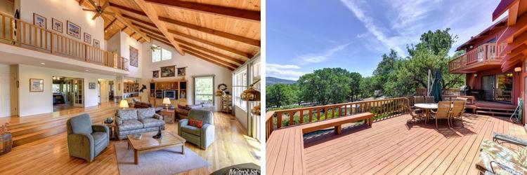 El Dorado County Homes Perfect for Entertaining