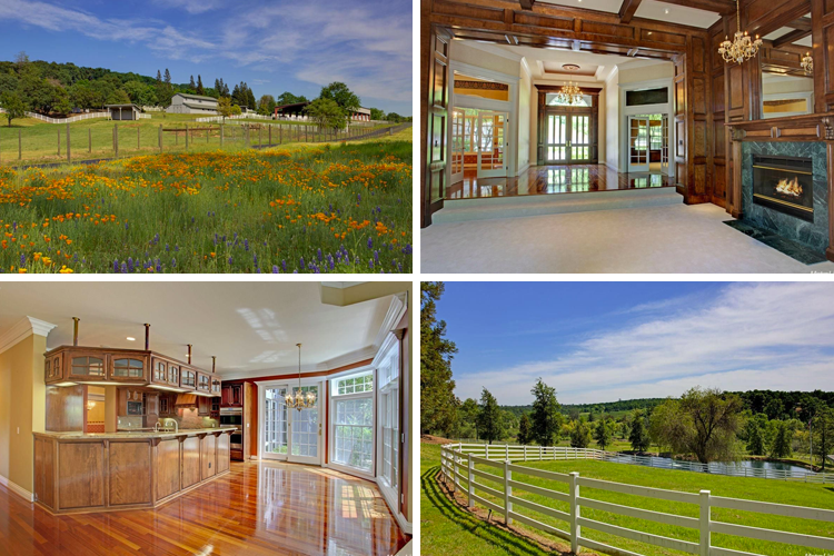 Luxury Homes in Placer County, CA