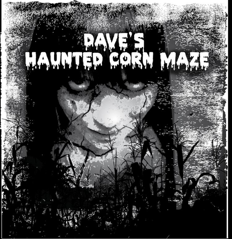 Dave's Haunted Corn Maze