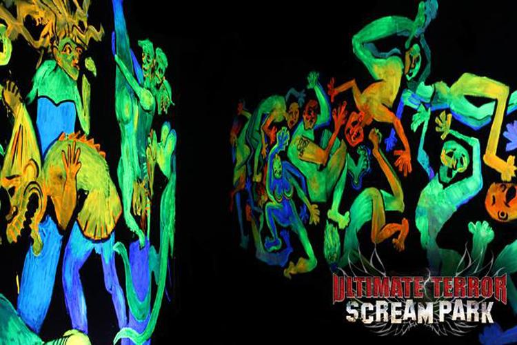Ultimate Terror Scream Park