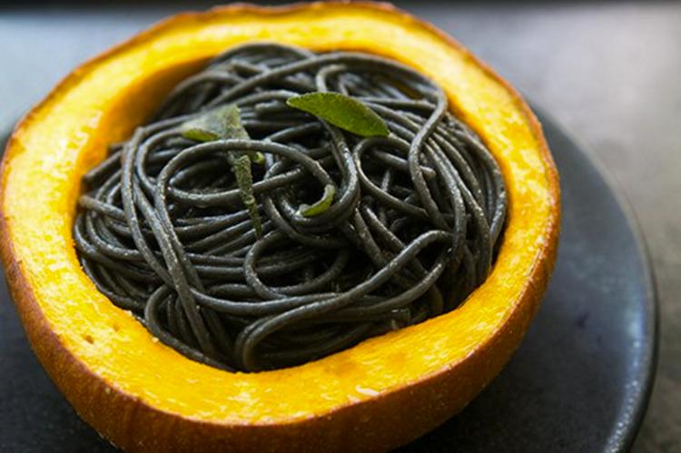 Simply Recipes Squid Ink Pasta