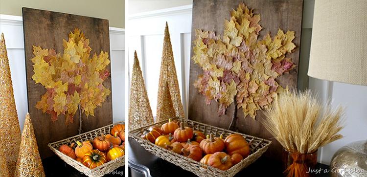 DIY Fall Home Decor Inspiration