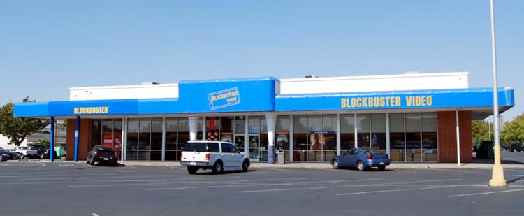 Blockbuster Sacramento