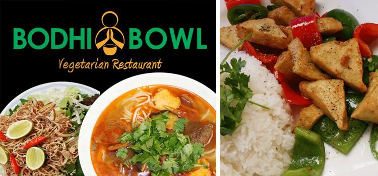 Bodhi Bowl Vegetarian Restaurant Sacramento
