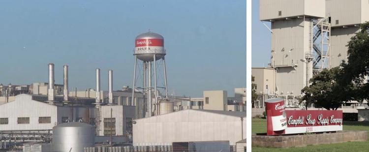 Campbells Soup Factory