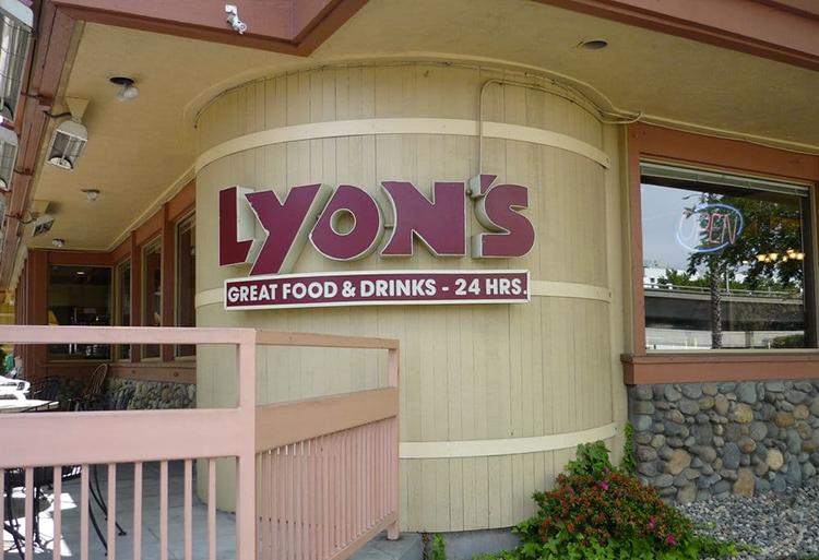 Lyon Restaurant Sacramento