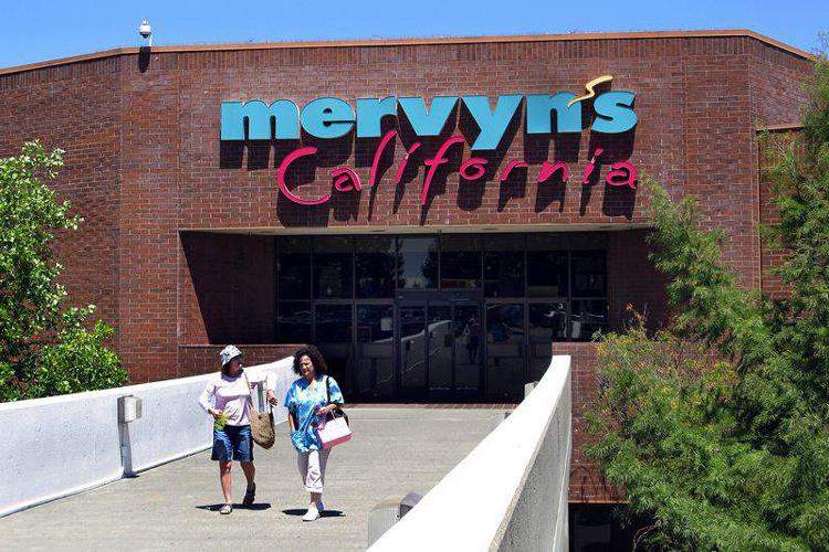 Mervyn's California