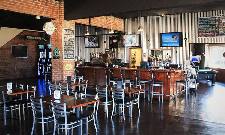 Sacramento Sports Bars   Bar 101