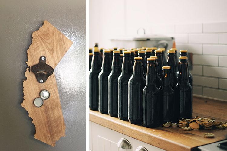 California Beer Bottle Opener | Gift Ideas for Him