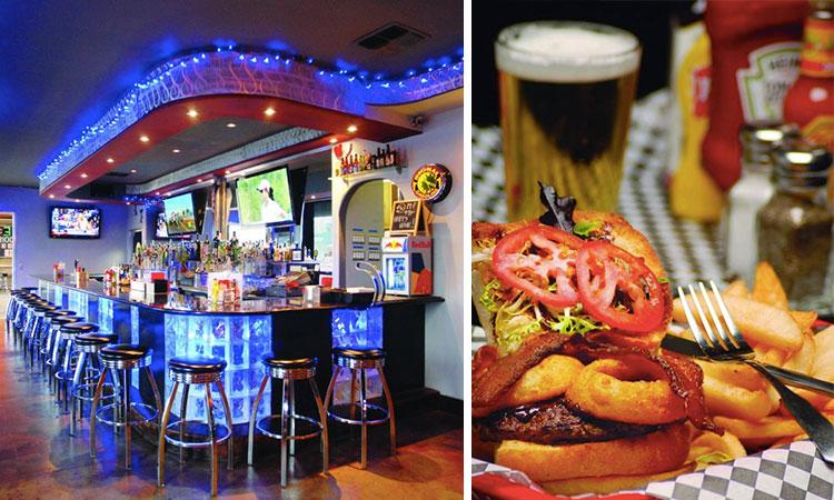 Sacramento Sports Bars   Clubhouse Restaurant