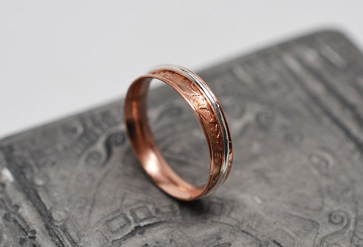 Copper Ring | Gift Ideas for Her