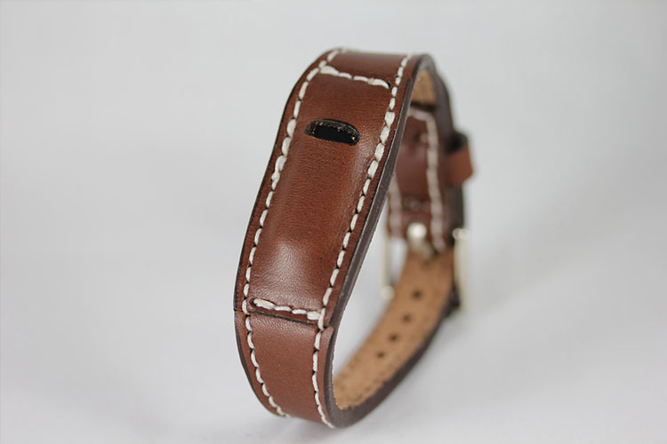 Leather Fitbit Strap | Gift Ideas for Him