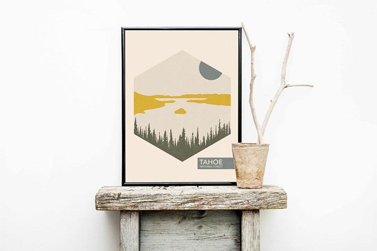 National Park Poster