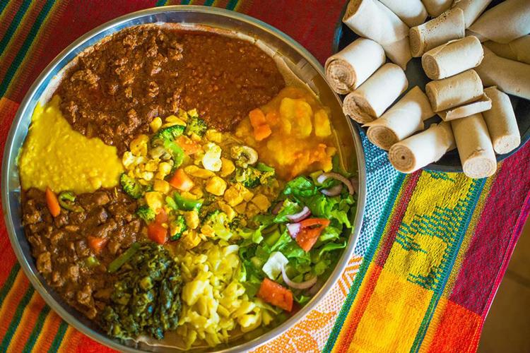 Queen Sheba Ethiopian Cuisine